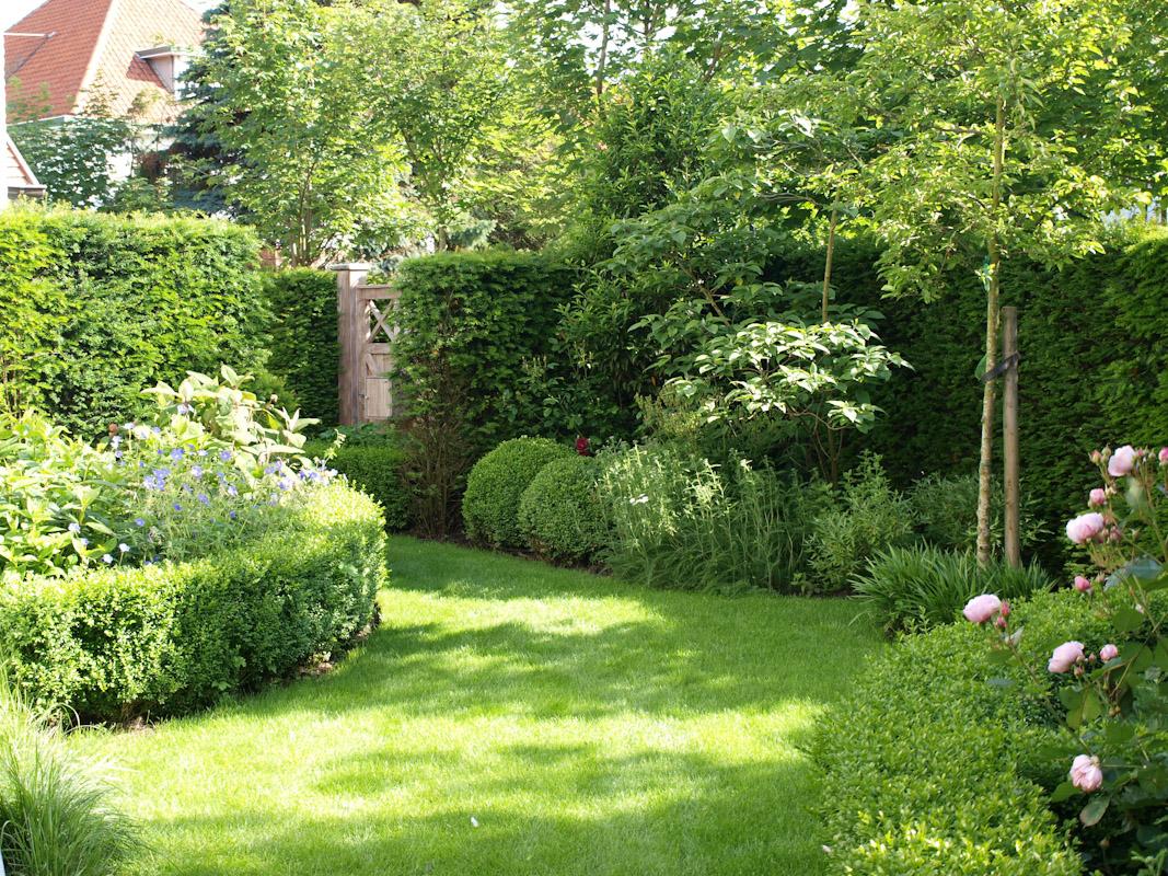 Portfolio knokke gregory le grelle architecte de for Architecte de jardin bruxelles